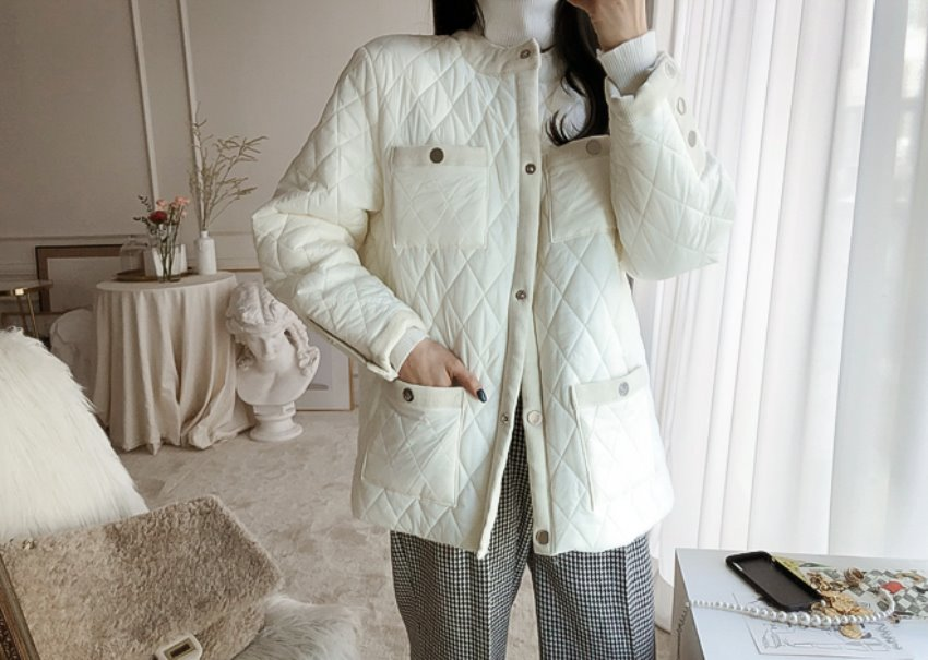 Marang Quilted Jacket