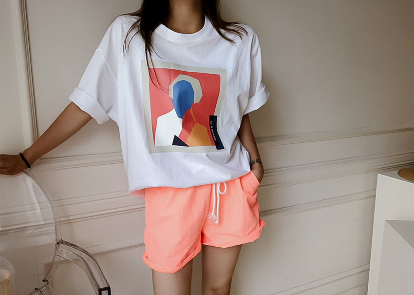 Art Frame T-shirt