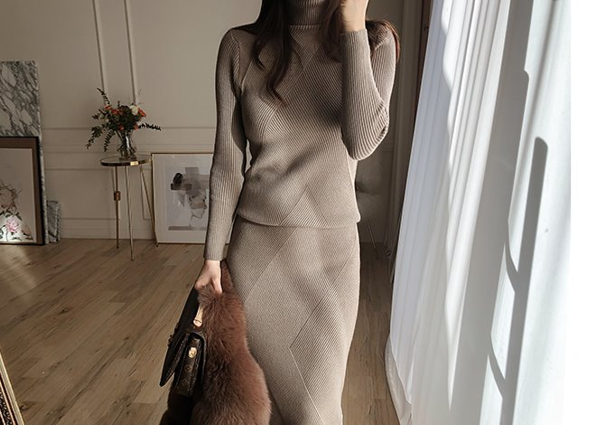 Stella Knit Two-Piece