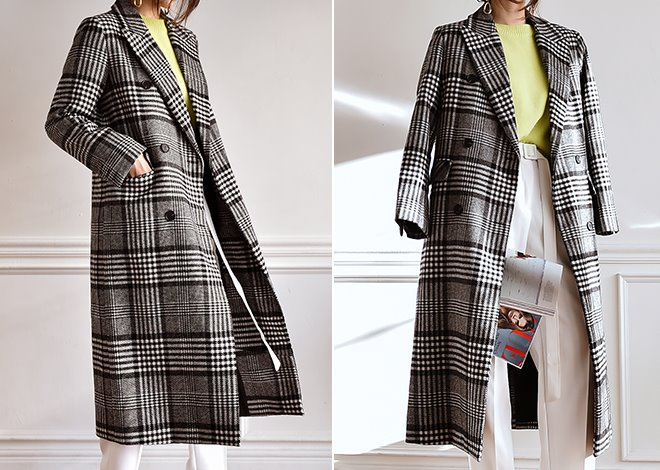 Prosom Wool Coat