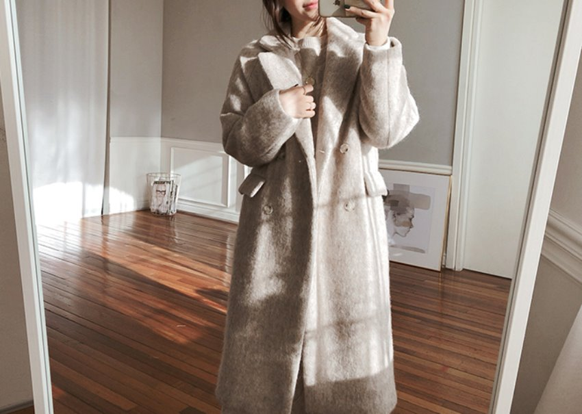 Seine Wool Coat