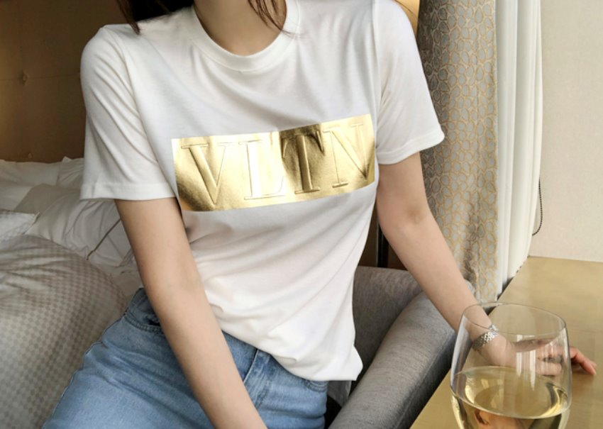Balen gold T-shirt