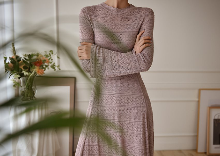 Tilda Knitting Dress