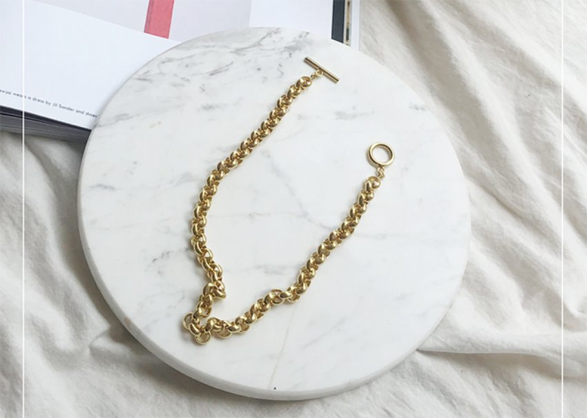 Rebecca Chain Necklace