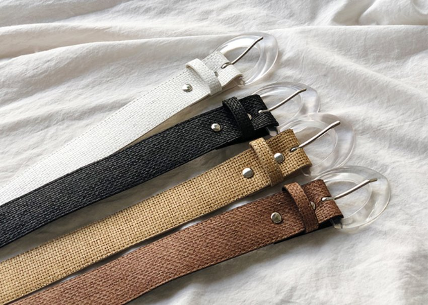 Haul clear belt