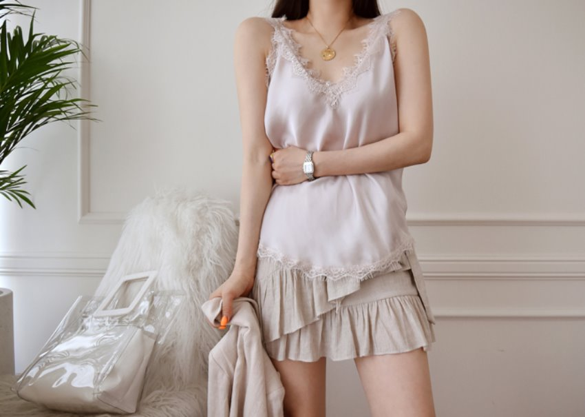 Angel Lace Sleeveless