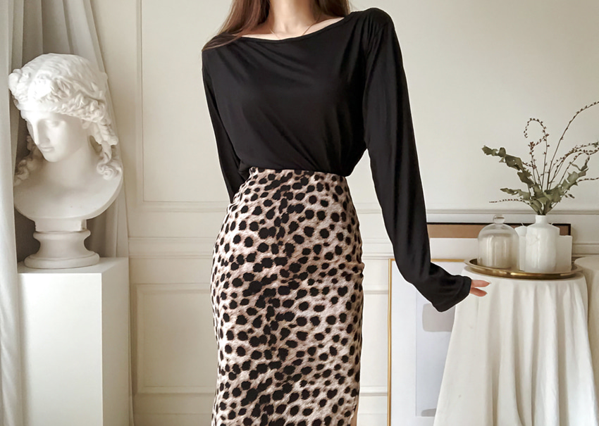 Leopard Two-Piece