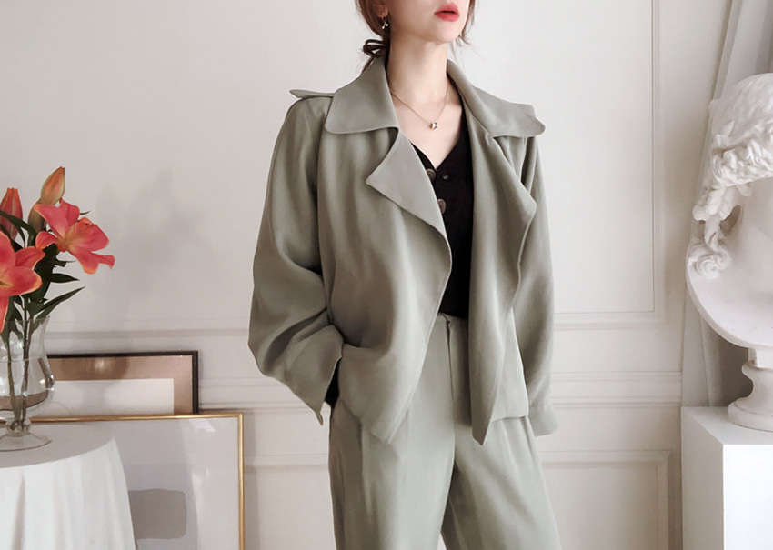 Ane Trench Jacket