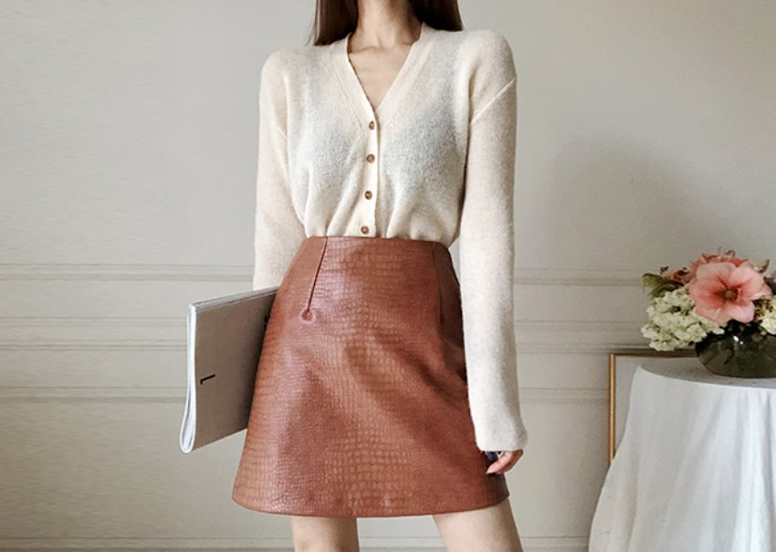 Crocker Mini Skirt