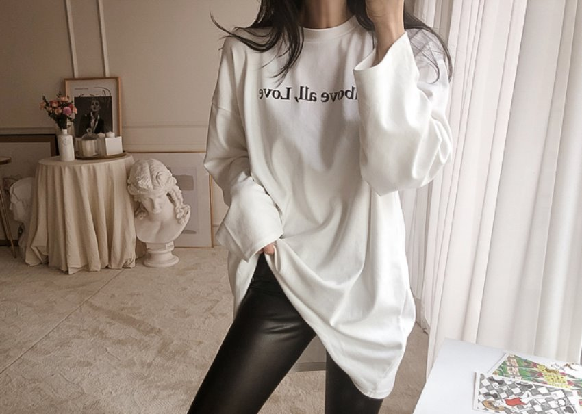 Love Long T-Shirt