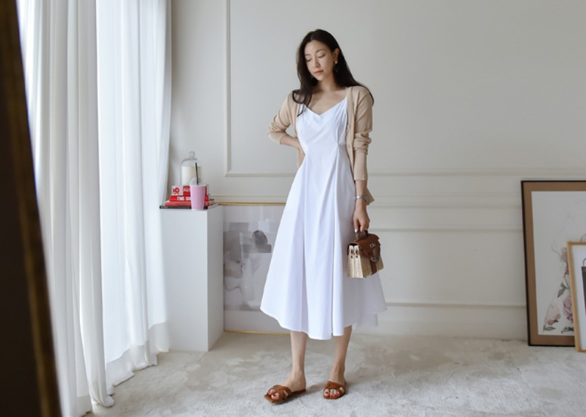 Elona dress *[white]