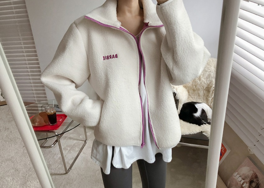 Barbie fleece jumper