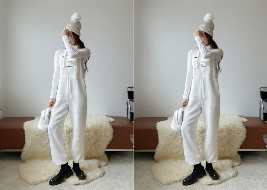 Churros jumpsuit